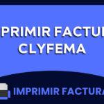 imprimir factura clyfema