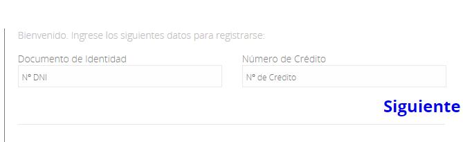 como registrarse en crédito Fiat